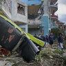 'Like a fireball': Tornado hits Havana, leaving fatalities