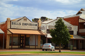 Cue is a quaint mining town in the Murchison Goldfields that hosts a big influx of prospectors every year.
