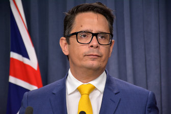 "WA Energy Minister Ben Wyatt says he is ""disappointed"" the policy does not consider impacts on WA."