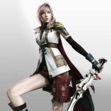 Lightning, from Final Fantasy XIII.