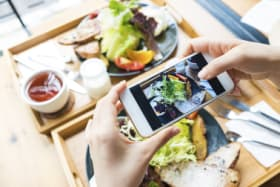 How much has Instagram changed the way we eat?