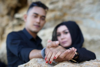 A dating app is helping to match-up Muslims looking for love and marriage.