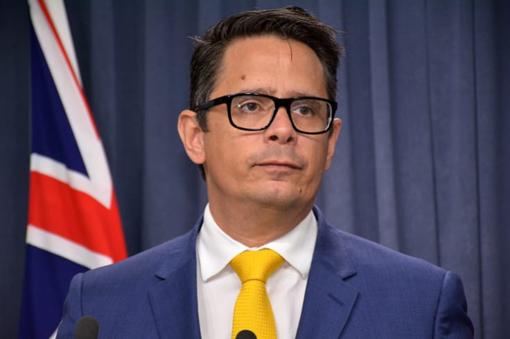 """WA Energy Minister Ben Wyatt says he is """"disappointed"""" the policy does not consider impacts on WA."""