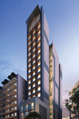 Construction will begin on Moxy Perth by October.