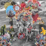 Gabrielle Aplin's Dear Happy album cover.