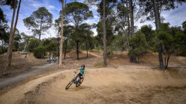 Surf Coast Shire has committed to retaining a bike park in Anglesea.