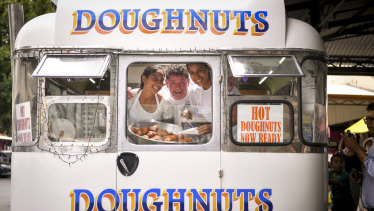 The American Doughnut Kitchen has been operating for nearly 70 years.