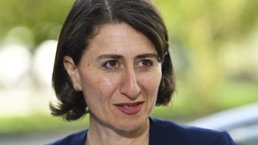 NSW Premier Gladys Berejiklian has committed nearly half-a-billion dollars to a redevelopment of Nepean Hospital.