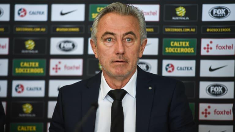 Specialty: New Socceroos head coach Bert van Marwijk comes with World Cup expertise.