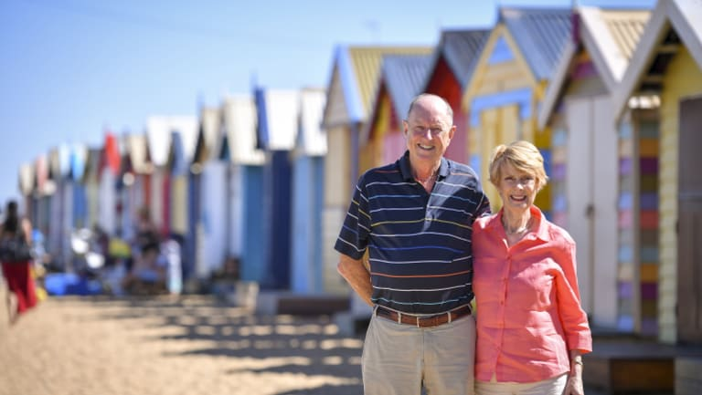 After their retirement savings went backwards during the GFC, Kevin and Marie Macdonald overhauled their investment strategy
