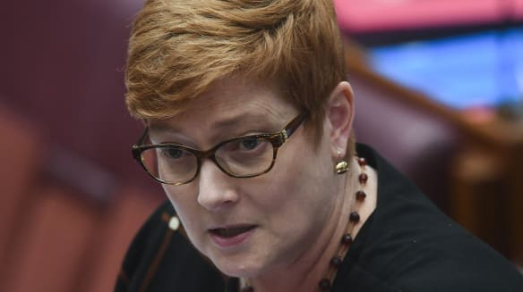 Government stands by abortion funding after Christensen comments