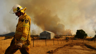 It's OK to not be OK: Recognising mental stress after the fires