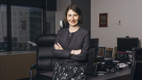 Gladys Berejiklian must calm the nerves of her backbench
