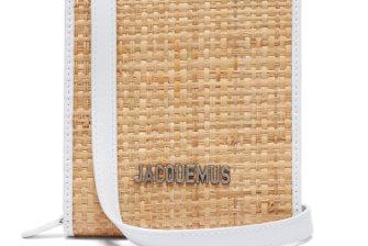 "Jacquemus ""Le Gadjo XS"" bag."