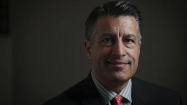 Nevada governor Brian Sandoval.