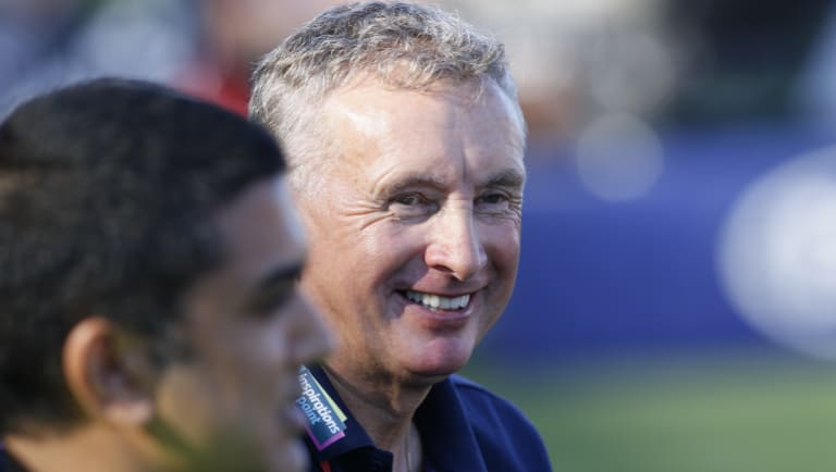 The Jets have reacted well to Ernie Merrick's positive approach.