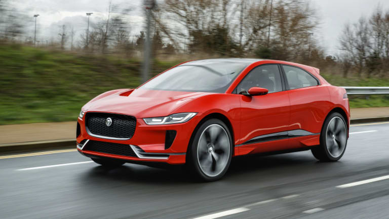 Jaguaru0027s First Electric Vehicle, The I PACE Will Hit Australian Shores  Later This Year