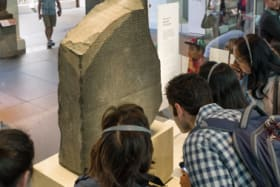 Travel quiz: What was the famous Rosetta Stone originally used for?