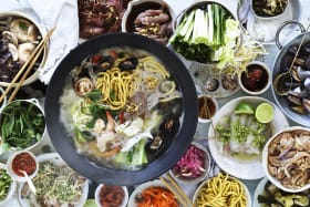 Hotpot how-to: Kylie Kwong's ultimate Chinese steamboat