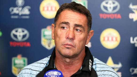 No need for Flanagan's falsehoods to motivate winless Eels and Sharks