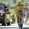'He rides like we don't exist': Pogacar set to win back-to-back titles, Aussie fourth