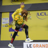 Pogacar hits back in style to claim Tour de France overall lead