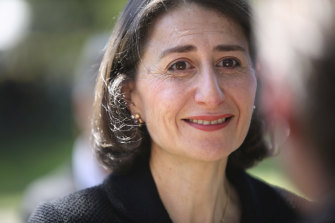 NSW Premier Gladys Berejiklian is facing the prospect of minority government, new polling shows.