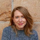 Author Holly Wainwright.