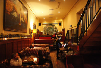 Melbourne Supper Club is one of the Melbourne's prized late night venues.