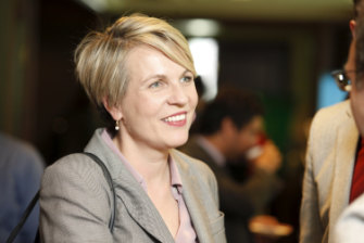 Labor deputy leader and spokesperson for women, Tanya Plibersek.