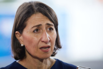 Gladys Berejiklian may be softening her stance.