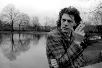 Marco Pierre White, London, 1986.