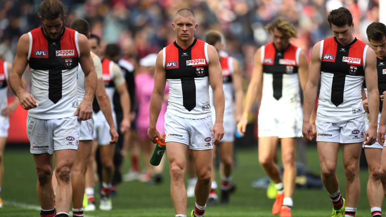 St Kilda is set to be a major player in recruitment this off-season.