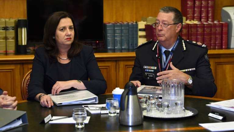 Commissioner Ian Stewart had recommended the Palaszczuk government close the Yamanto facility.