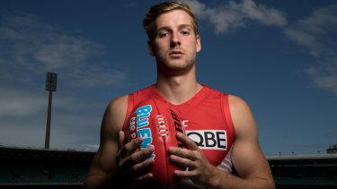 Sydney's Alex Johnson has suffered a fresh injury setback.