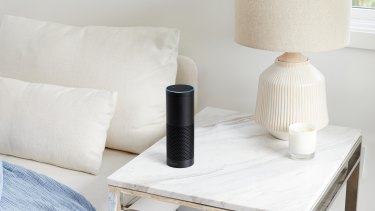 The Echo Plus, which features better sound and more smarts.