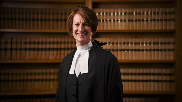 Kerri Judd, Victoria's new Director of Public Prosecutions.