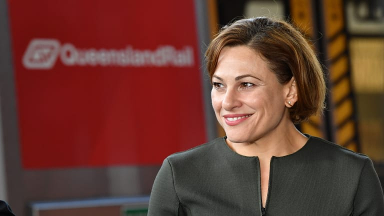 Deputy Premier Jackie Trad apologised for the delays.