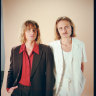 From the back of the room to centre stage: Lime Cordiale sweep ARIA nominations
