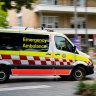 Teenager stabbed in western Sydney bike robbery
