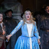Verdi's first global blockbuster takes to the Opera House stage