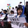 'Let them stay': Supporters rally as Tamil family reunites at Perth hospital