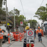 Retailer anger as NSW defends light rail disruptions as reasonable
