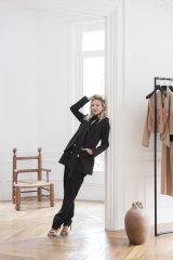 Creative director Edwina in her Aje showroom.