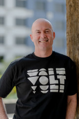 "Volt chief executive Steve Weston said Volt's customers are the ""digitally comfortable""."
