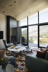 A 2019 project in Thredbo, from Sydney's Briony Fitzgerald Design.