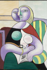 Pablo Picasso's Reading (1932) features in the NGA blockbuster.