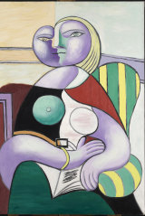 Pablo Picasso's Reading (1932)