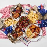 Australia lunch sorted with Chargrill Charlies.
