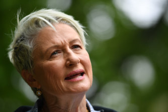 Independent candidate for Wentworth Kerryn Phelps speaks about the leaked Ruddock report into religious freedom in Sydney.